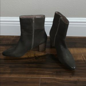 Rockport Boots Brown Size 7.5